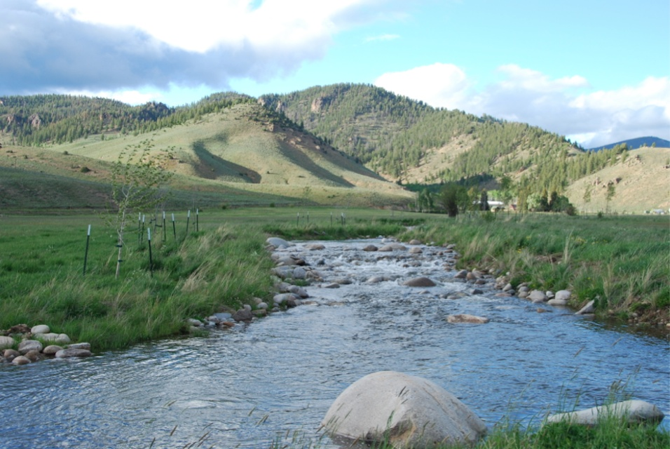 Rarick Creek at Wilder on the Taylor image
