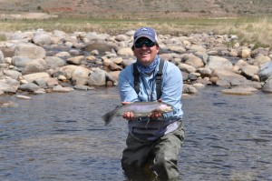 Cutbow Trout image