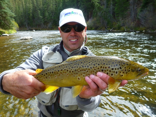 Fly Fishing on the Taylor River