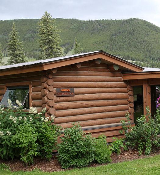 wilder cabin
