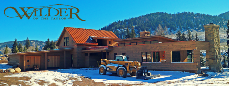 Crested Butte Home Construction