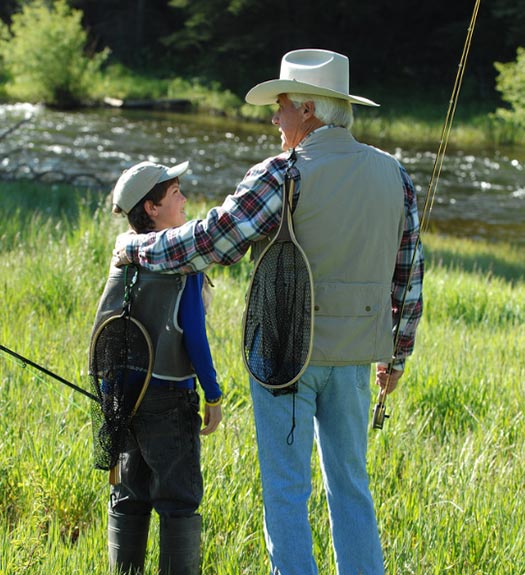fly-fishing-grandson