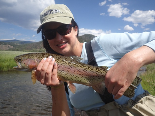 Taylor River Fishing Report July 2017