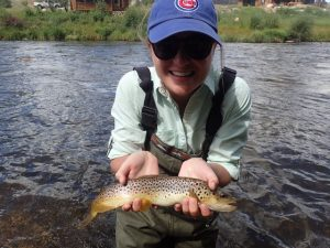 Taylor River Fly Fishing Report October 2017