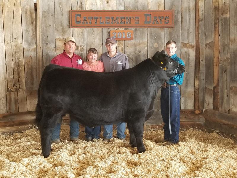 Cattlemens Days Grand Champion