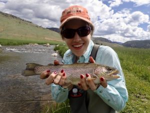 Taylor River Fishing Report July- Rainbow Trout 2