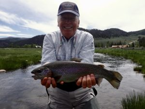 Taylor River Fishing Report- First Catch July- First Catch