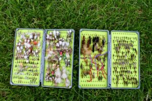 Taylor River Fishing Report July- Fly Box