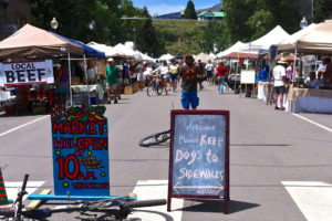 Crested Butte Farmer's Market