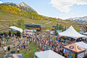 Crested Butte Fall Festival Beer Chili