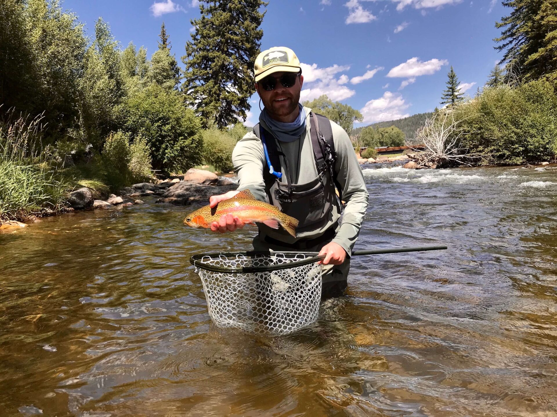 Taylor River Fishing Report Early August 2020