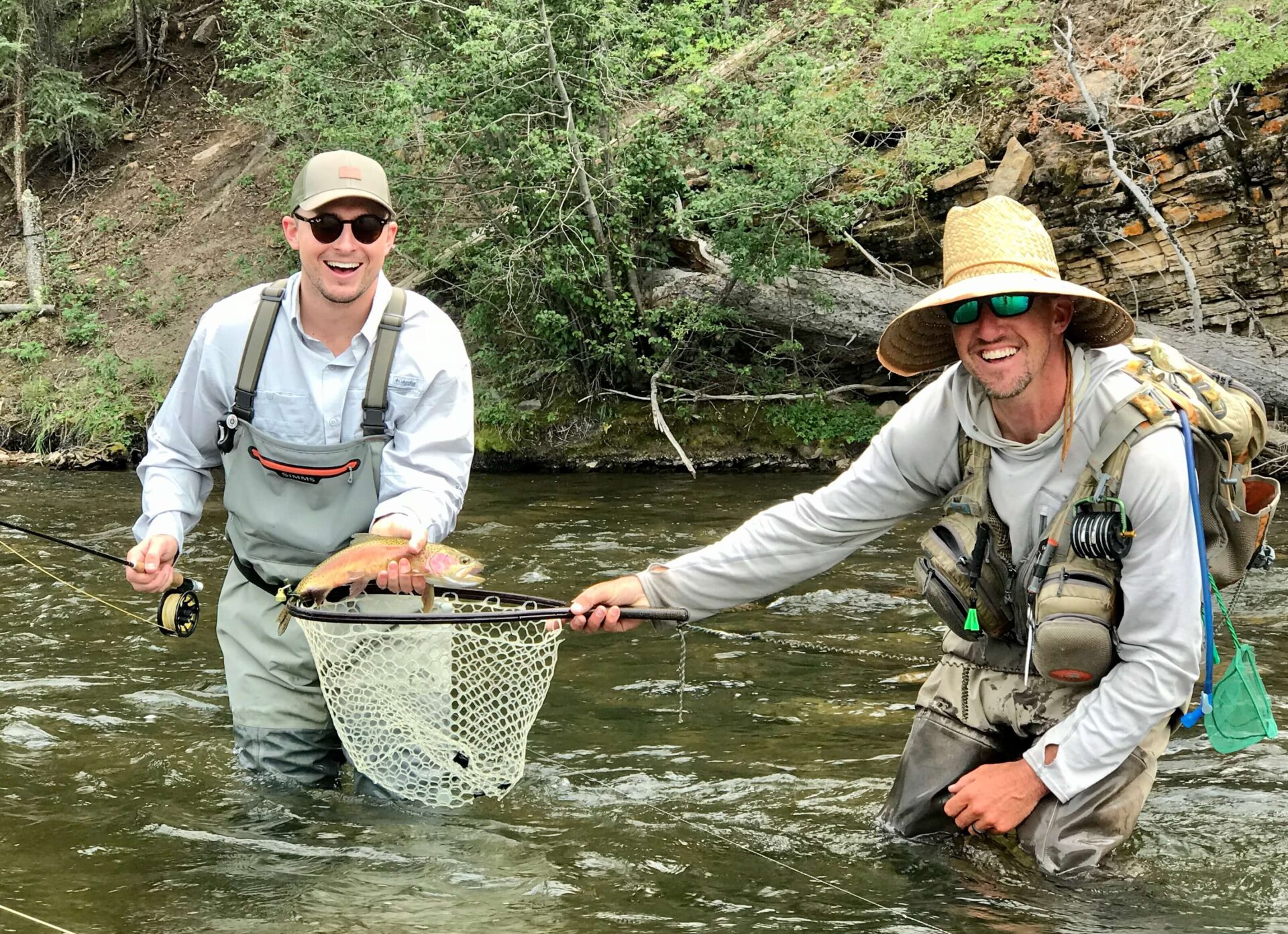 Early Fall Taylor River Fishing Report