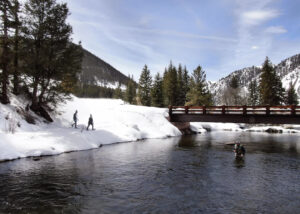 Wilder on the Taylor Winter Snow Activites